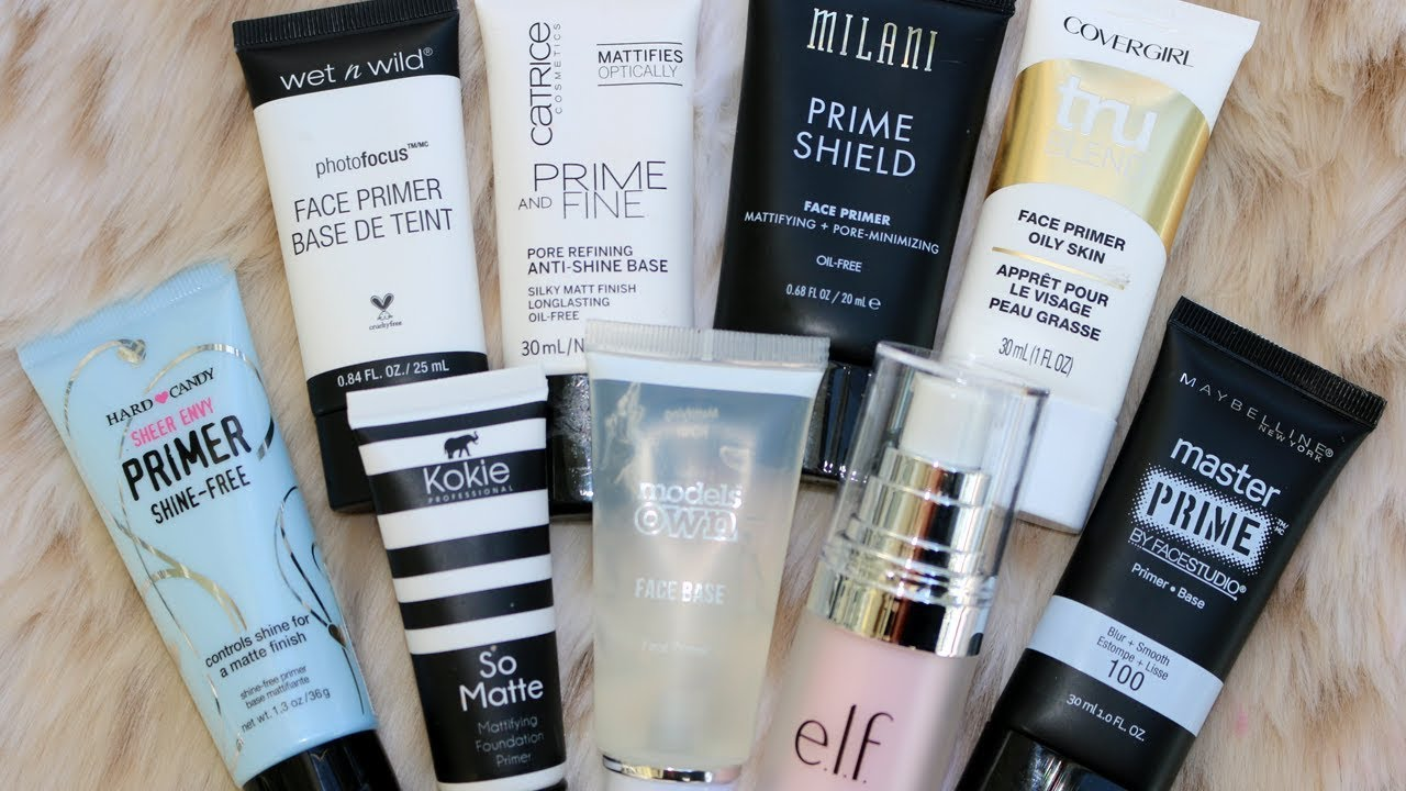 Best and worst drugstore face primers 9 wear tests youtube best and worst drugstore face primers 9 wear tests solutioingenieria Image collections
