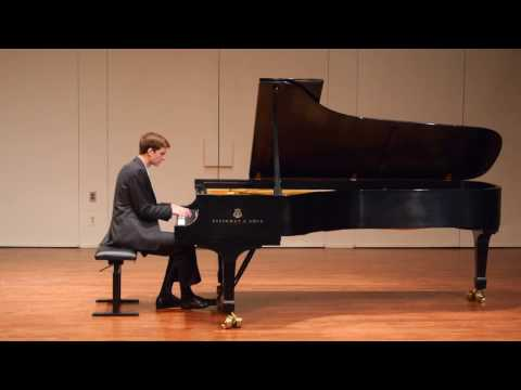 Rachmaninoff: Etude-tableau op. 39 no. 9 in D major