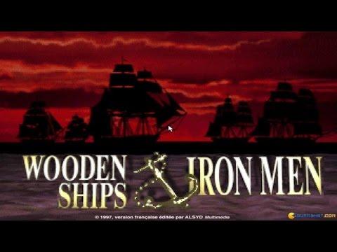 Wooden Ships Iron Men Gameplay Pc Game 1996