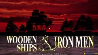 Wooden Ships & Iron Men gameplay (PC Game, 1996)