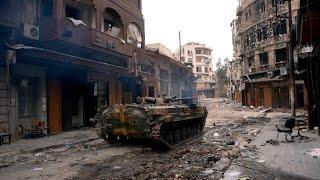 أخبار عربية - ميليشيات ايران تضغط على تجار دمشق لشراء محالهم في محيطالأموي