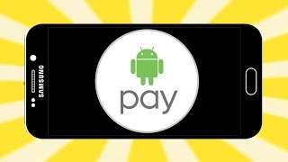 Using Android pay in Store