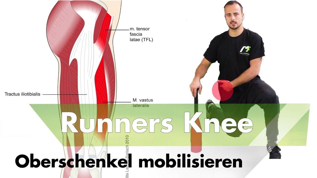 3 (Spezial-) Übungen gegen Runners Knee | Oberschenkel richtig ...