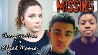 Where are Enrique Rios & Elijah Moore? | Connected?!?