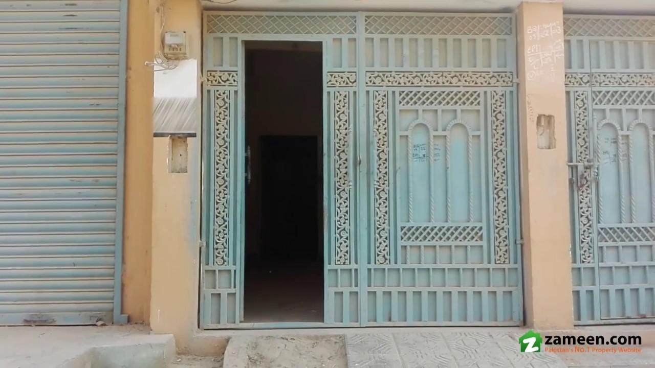 80 Sq  Yd  HOUSE IS AVAILABLE FOR SALE IN SHAH LATIF TOWN, BIN QASIM TOWN  KARACHI
