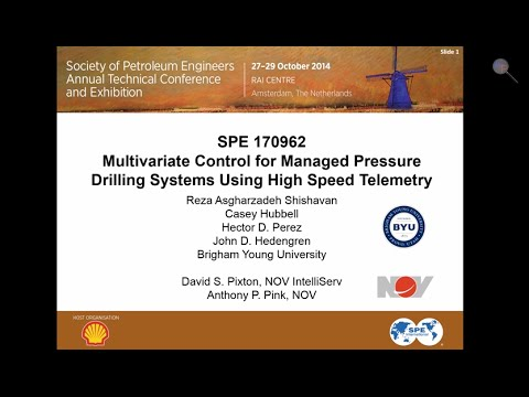 Automation of Managed Pressure Drilling