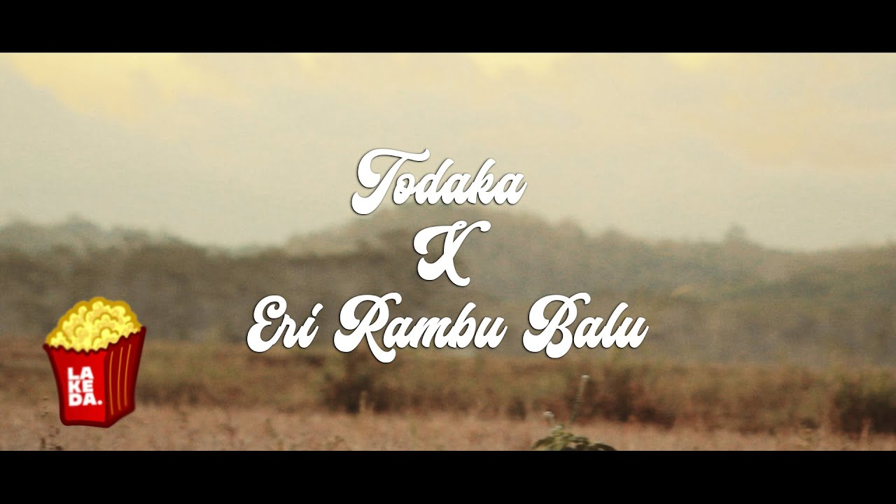 TODAKA X ERI RAMBU BALU - ALDO JUSTINO & EVANZ COVER