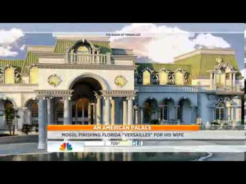 Inside Building Of 90000 Square Foot Miami Palace