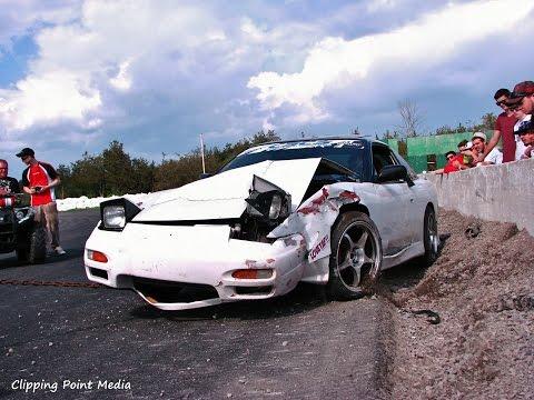 Epic Drift Crash and Fail Compilation 2015 ORIGINAL FOOTAGE (Topp Drift & CSCS)