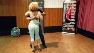 Guildford Kizomba Class Level3 with Christian & Sharna Badoxa Ta me Esperare