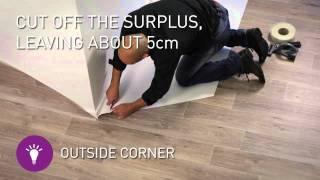 Pokládka PVC GERFLOR s textilní podložkou