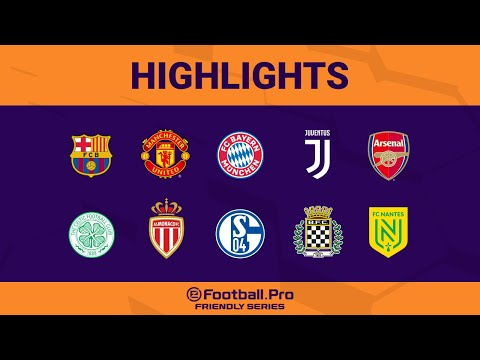 HIGHLIGHTS  |  eFootball.Pro Friendly Series