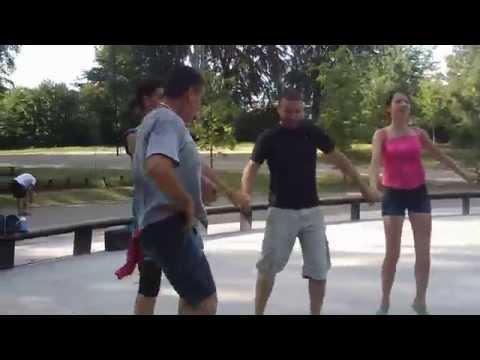 Eleno mome horo / Folk Dance Group DILMANA Copenhagen / Еленино хоро