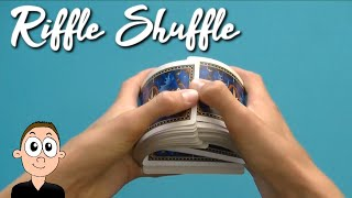 In The Hands Riffle Shuffle: Tutorial (With Bridge)