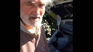 Diagnostic moteur pour rouler à l'Huile... de friteuse
