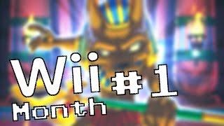 Anubis II - Wii Month #1 │Monkeyman4010