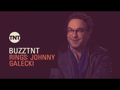 #BuzzTNT | Rings: Johnny Galecki
