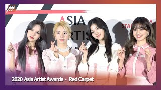 [AAA 2020 Exclusive] 2020 Asia Artist Awards - Red Carpet Replay