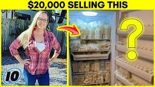 Florida Woman Makes $20,000 Selling This