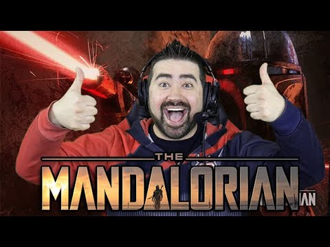 The Mandalorian Season One Angry Review & S2 Discussion!