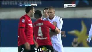 Karim Benzema In Fight Vs Mallorca
