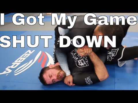 3 Rounds Of No Gi Rolling With 2X ADCC Champ Jt Torres