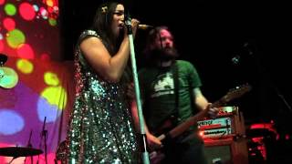 The Go! Team - What D'You Say? (Live @ The Haunt, Brighton, 04/07/15)