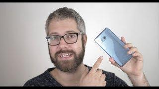 סקירה  HTC U 11, הטלפון הראשון שאפשר לסחוט ביד... צולם ב 4K