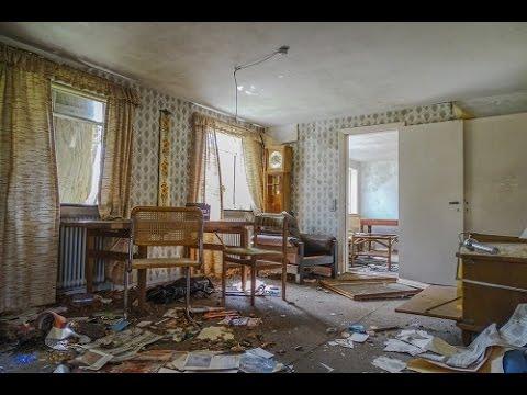 Abandoned Farmhouse everything left behind
