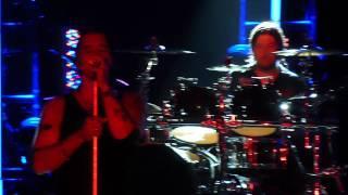 "Creed - ""Time""  Live, Glen Allen Va. 8/28/12  Song #11"