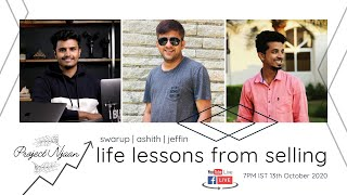 Life Lessons From Selling | Tune In Tuesdays S01E24