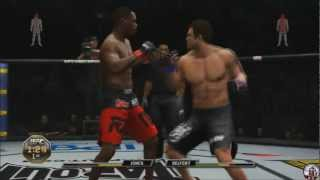 UFC 3 JON JONES VS VITOR BELFORT COMBATE