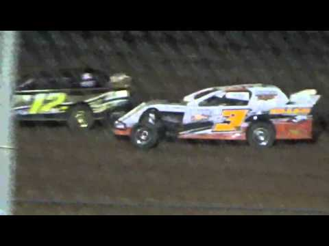 Ark La Tex speedway toostie smith limited modified heat race