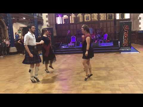 Glasgow Uni Scottish Country Dance Club Dem SRC Welcome Ceilidh 2017