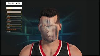 NBA 2k15 | Player Creator | Face Recognition