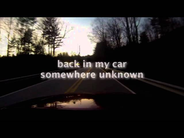 Take Me Home - Mikey Wax (Lyric Video)