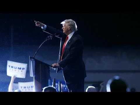 Trump down in the polls amid campaign controversies