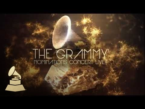 The GRAMMY Nominations Concert Live!! - 54th GRAMMY Awards | GRAMMYs