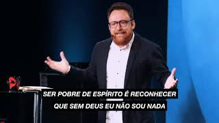 "O que significa ser ""pobre de Espírito""? // pr. Ronaldo Bezerra [drops]"
