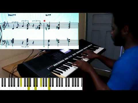Fred Imhotep - Medium Jazz Waltz