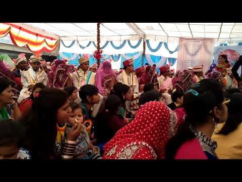 Samohik vivah sammelan kaman bharatpur