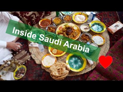 Traditional restaurant in Riyadh ][ اول شي سويته لما رجعت السعوديه