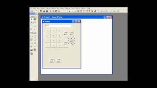 Visual Basic 6.0 Calculator Part #1 thumbnail