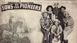 The Sons of the Pioneers - Froggy Went-A-Courtin' (Lucky-U Ranch Live)