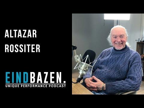 #96 Althazar Rossiter - Author, energy facilitator and wisdom teacher
