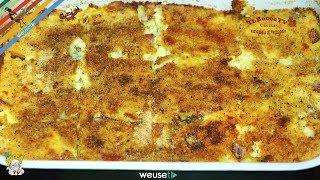 222 - Pizza di patate...tutto è pronto per l'estate! (piatto unico semplice gustoso e sostanzioso)