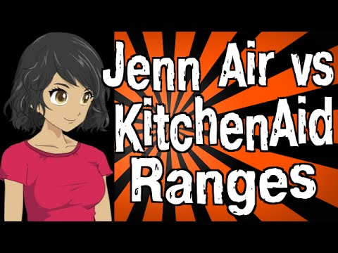Superieur Jenn Air Vs KitchenAid Ranges