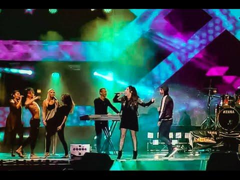 Andra feat. Cabron - Niciodata Sa Nu Spui Niciodata (Media Music Awards)