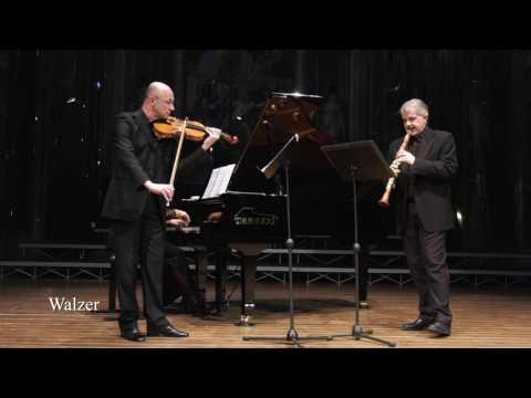DMITRIJ ŠOSTAKOVIČ Cinque pezzi per violino, clarinetto e pianoforte