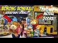SEKALI CAPIT MAIN CLAW MACHINE !! HOKI BANGET DAPAT BONEKA THE BIG ONE LION KEMBAR!!